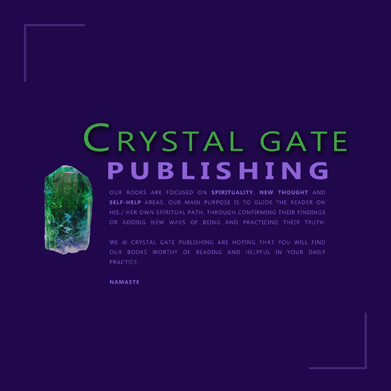 Crystal Gate Publishing - a publishing house focused on spiritual titles